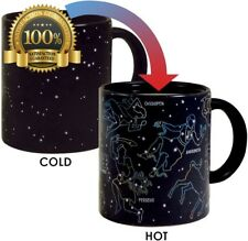 New Heat Change Constellation Magic Mug Cold Hot Cofee Tea Drink Stars App Gift