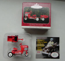 Hallmark Ornament Kiddie Car Classics Miniature Mini Murray Tractor & Trailer