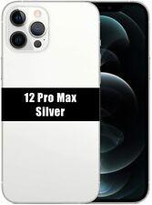 """[Factice] Apple iPhone 12 Pro Max - 6,7"""" - Argent - Réplique Téléphone Factice"""