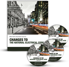 Mike Holt's Changes to the National Electrical Code (Textbook & DVDs), 2017 NEC