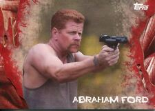 Walking Dead Survival Box Base Card #14 Abraham Ford