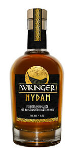 Original Behn Wikinger Nydam 30% Vol. 0,5 l Honiglikör Met