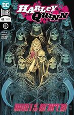Harley Quinn #44 A Bilquis Evely Cover VF+/NM+