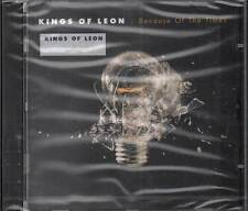 Kings Of Leon ‎‎‎‎CD Because Of The Times Nuovo Sigillato 0886970377621
