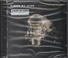 Kings Of Leon CD Because Of The Times Nuovo Sigillato 0886970377621