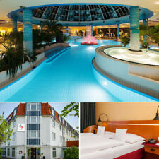 Sachsen Therme Leipzig & Good Morning Hotel 2-5 Tage Kurzreise + Eintritt Therme