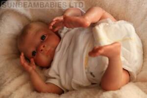 TAKE YOUR PICK BOY OR GIRL PREEMIE PREMATURE BEAN REBORN BABY DOLL SUNBEAMBABIES