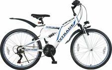 24 Zoll Kinderfahrrad Mountainbike Kinder Fahrrad Bike Fully 21 Gang Shimano Rad