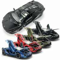 1:32 2019 Lamborghini Sian FKP 37 Supercar Model Car Diecast Toy Pull Back Kids
