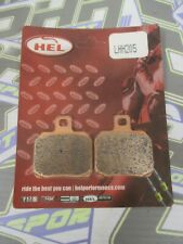 HEL Performance Sinter HH Rear Brake Pads for Aprilia RSV1000 Mille 1997-2003