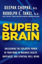 Super Brain: Unleashing the Explosive Power of Your Mind to Maximize-ExLibrary