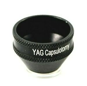 YAG Capsulotomy Lens For Yag Laser Capsulotomy Procedure Ophthalmology YAG Lens