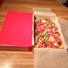 1.5-LB BOX OF OLD SCHOOL FRUIT FLAVORED LUMPS CANDY. SAME CANDY YOU ATE AS A KID