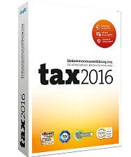 Tax 2016 schnell und bequem als Download