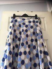A Very Good Condition Size 12 HOBBS linen Skirt
