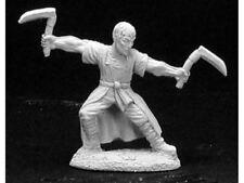 Reaper Miniatures Dark Heaven Legends 02847 Jade Tiger Monk