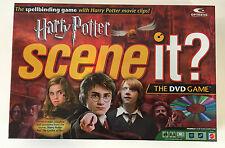 Harry Potter Scene it? The DVD Game 2005 Mattel Family