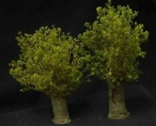 set of 3 pollard willows scale:1/35 scale diorama accessory