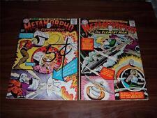 Metamorpho 1-17---complete run of 17 comic books
