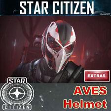 Star Citizen - CCC Aves Helmet (Rare Ingame Item)