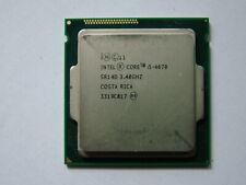 Intel Quad Core i5-4670 / 4 x 3.40GHz / LGA 1150 / Prozessor