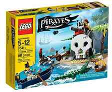 LEGO® Pirates 70411 Piraten-Schatzinsel NEU OVP_ Treasure Island NEW MISB NRFB
