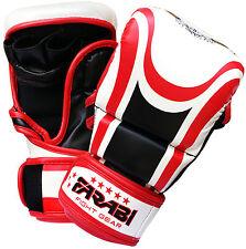 Farabi Hybrid semi pro 7-oz MMA Gloves training sparring Grappling glove