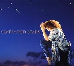 Simply Red - Stars (1991) CD Original Issue
