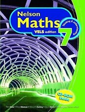 Nelson Maths 7 VELS Edition: Thinking and Understanding by Ken Swan, et al. (Mi…