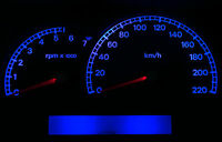 Blue LED Dash Cluster Light Upgrade Kit for Ford Falcon AU Series 2, 3