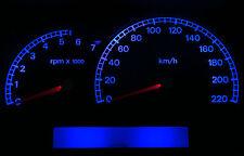 7pc Blue LED Dash Cluster light Kit for FORD FALCON EA EB ED XG /& FAIRLANE NA NC