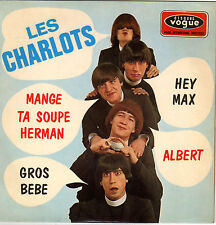 LES CHARLOTS HEY MAX FRENCH ORIG EP