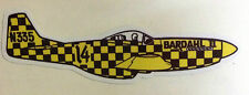 RAT ROD HOT ROD DECAL STICKER   ROCKABILLY   CHOPPER  BOBBER  BARDAHL 11