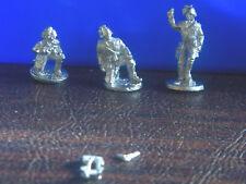 SHQ IS08B 1/76 Diecast WWII Italian Brita Mortar-Three Crew
