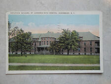 1941- EMPLOYEES' BUILDING,ST.LAWRENCE STATE HOSPITAL,OGDENSBURG,N.Y.