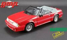 GMP 1:18 1988 Ford Mustang Convertible Married with Children Diecast Model 18904