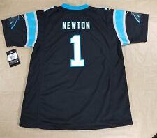 Boys Youth Nike Cam Newton Football Jersey Carolina Panthers Size XL ab8d815bd