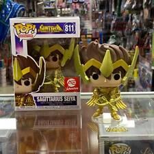 Funko POP! Saint Seiya - Sagittarius Seiya Gold Alliance Entertainment Exclusive