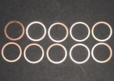 Cox .049 .051 Airplane Engine Glow Head Gasket (10) 049 051