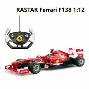 Ferrari Official Licensed F1 RC Remote Control Racing Car Model Vehicle Kid Toy