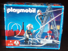 Playmobil Fire Rescue Firefighters Firement Imagination Toy Kit# 3179