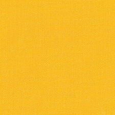 "Sunbrella® Fabric, 46"" Sunflower Yellow, Marine Grade, #4602 Shipped from The US"