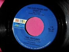 THE VENTURES - The 2000 Pound Bee - clean 45 rpm - Dolton 1962 - Fuzz History