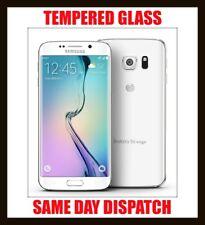 Samsung S6 Edge TPU/Plastic Tempered Screen Protector