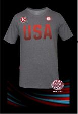 New Hurley Men's USA Olympic Dri-FIT T-Shirt