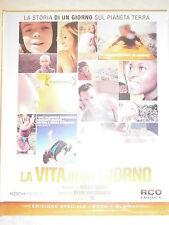 LA VITA IN UN GIORNO FILM IN BLU-RAY NUOVO DA NEGOZIO ANCORA INCELLOFANATO!!!!