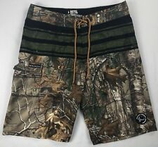 Men's Metal Mulisha Realtree Board Shorts Swim