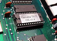 Yamaha TX7 OS v1.4 Firmware Update Chip