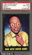 1964 Outer Limits #16 Man With Super Sight PSA 8 NM-MT