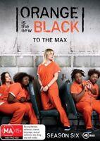 Orange Is The New Black : Season 6 (DVD, 4-Disc Set) NEW